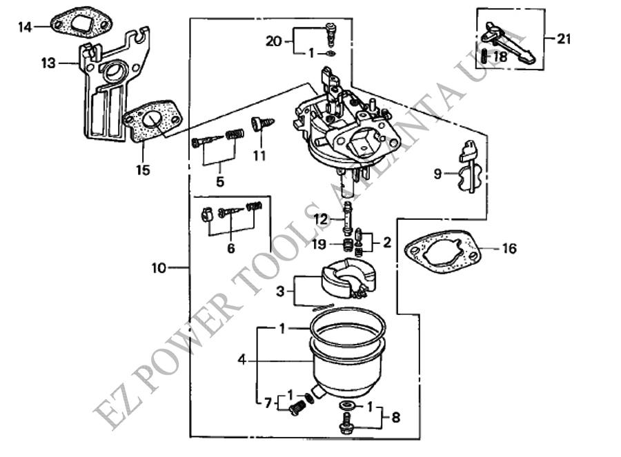 Champion Power Equipment CPE 196cc 6 5HP 15 22 TON LOG