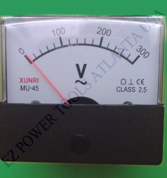 details about northstar 165601 165603 165604 4500 5500 6600 8000 watt generator voltmeter [ 1600 x 1200 Pixel ]