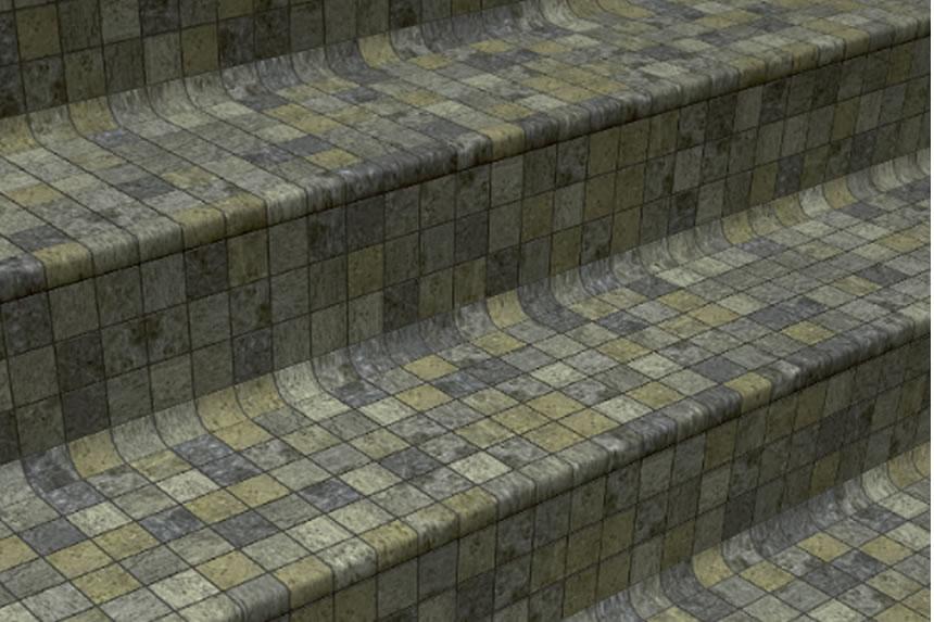 ezarri special mosaic pieces cove