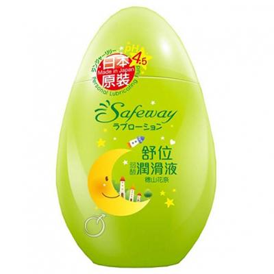 日本製 Safeway數位 穗山花奈 弱酸性潤滑液 80ml - EZCONDOM 保險套專賣店