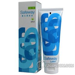 SAFEWAY數位蘆薈潤滑液 - EZCONDOM 保險套專賣店