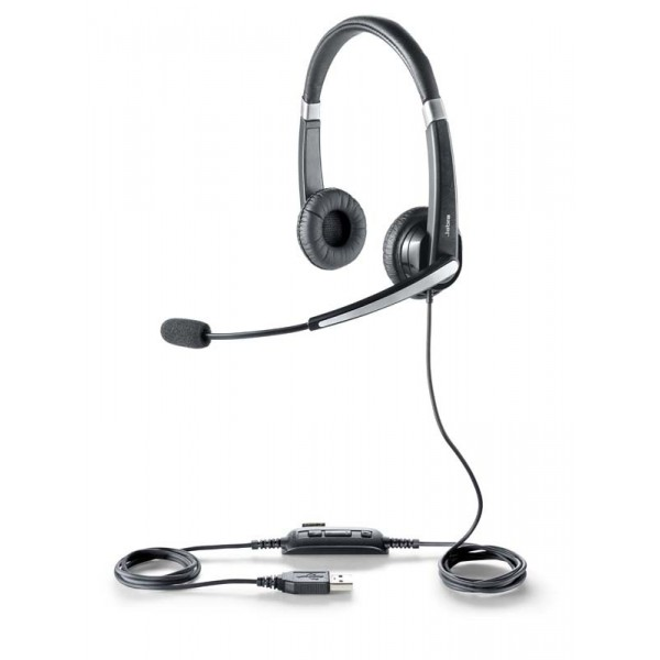 Jabra UC Voice 550 cuffia usb per ufficio call center