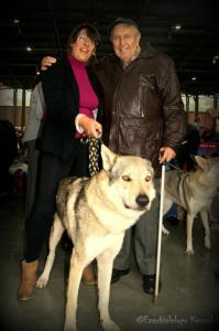 Ezechiele Claudia e Karel Hartl