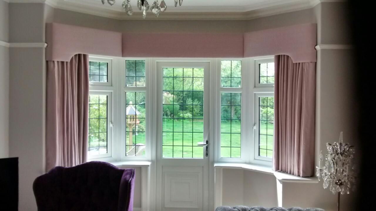 28 Best Photo Of Bay Window With Curtains Ideas  Lentine
