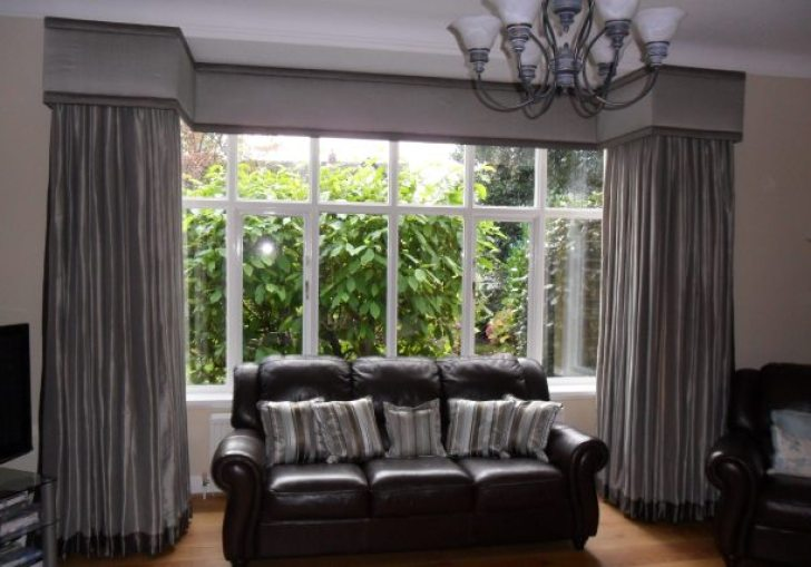 Curtains With Pelmets