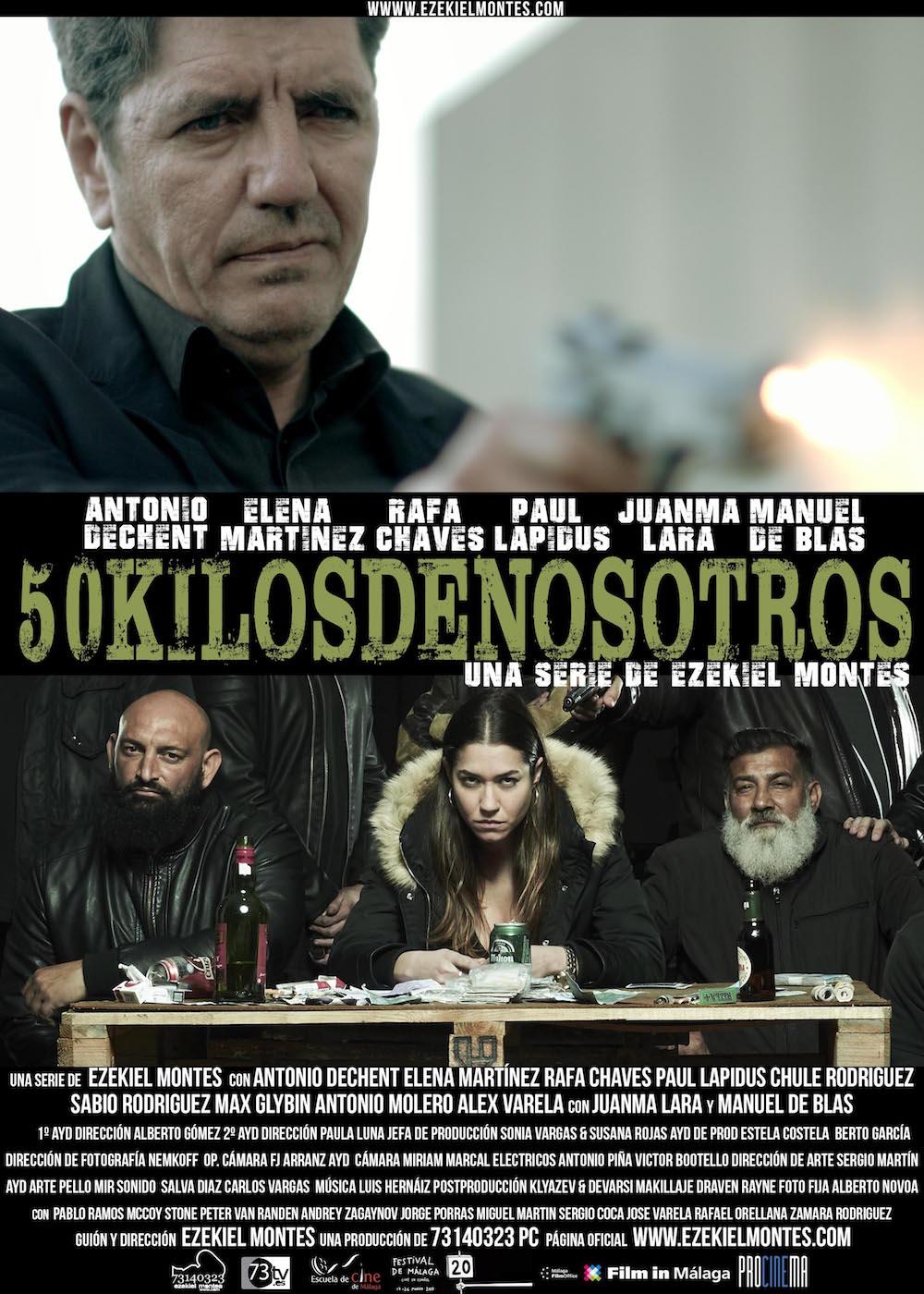 Poster oficial de 50kilosdenosotros