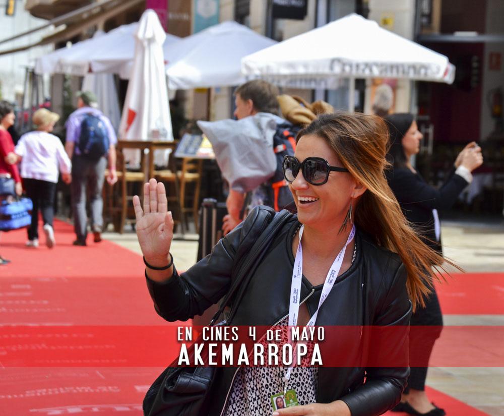 Sarah Castro actriz Akemarropa