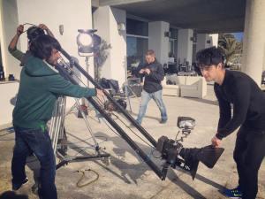 rodar con un director de hollywood cortometrajes