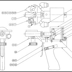 Basic Gun Diagram 1 Gang 2 Way Light Switch Wiring Uk Packaging Foam Here Is A Parts For Our Dispensing