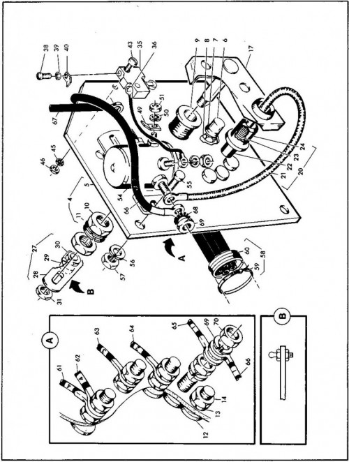 [DIAGRAM] Wiring Diagram For 1984 Ezgo Golf Cart FULL