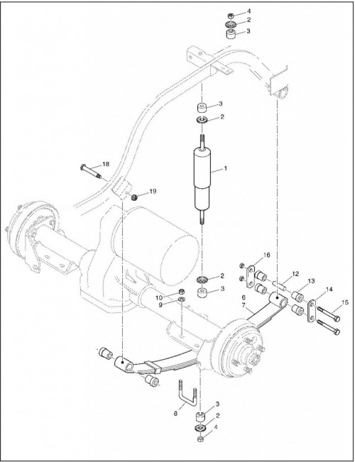 Harley Golf Cart Reverse Switch Wiring Diagram 1994 Ezgo
