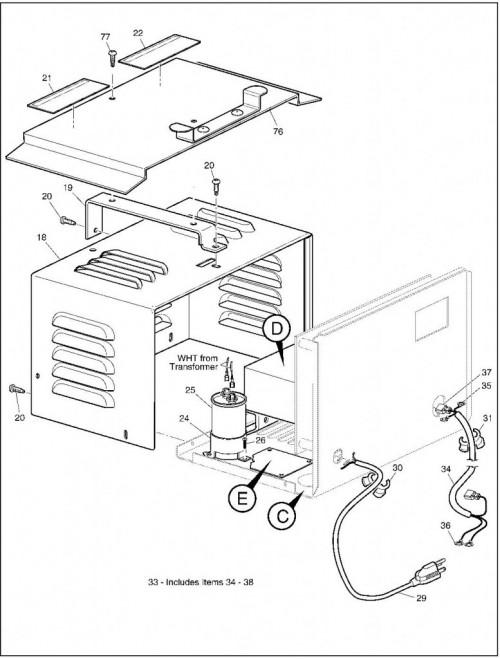 1987 Ezgo Gas Marathon Wiring Diagram, 1987, Get Free