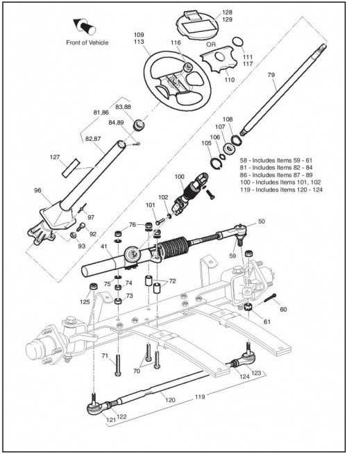 [DIAGRAM] Club Car Golf Cart Front Suspension Diagram FULL