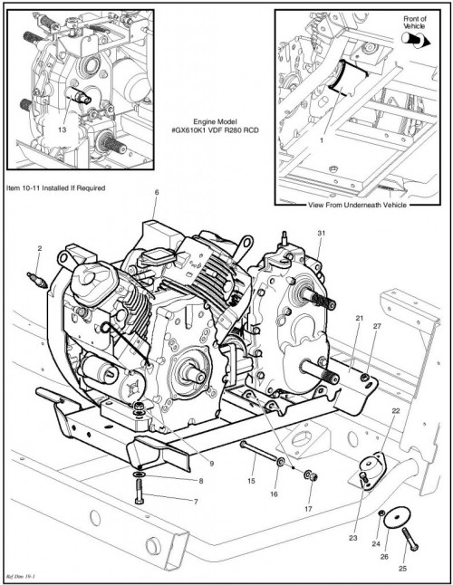 [DIAGRAM] 2000 Ezgo Workhorse Gas Wiring Diagram FULL
