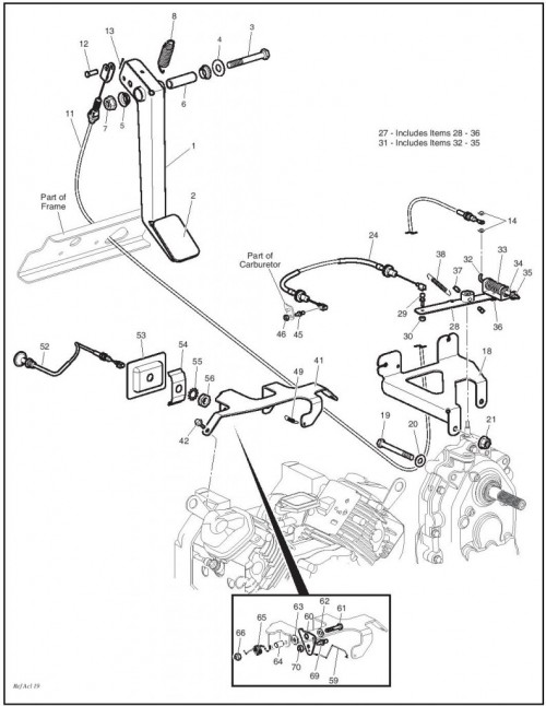 yamaha g2 wiring diagram multiple pot light e-z-go st 4x4 | ezgo golf cart