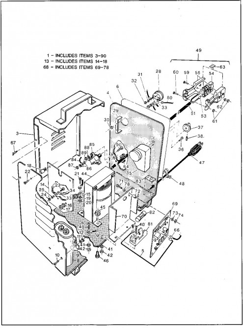 1992 Ezgo Gas Golf Cart Wiring Diagram