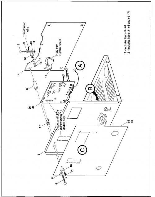 1989 ez go gas wiring diagram six sigma tree 36 volt powerwise charger lestronic ~ elsavadorla