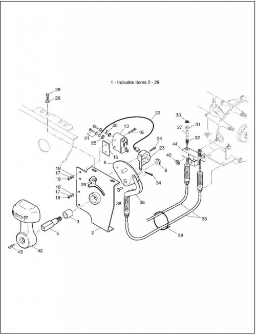 Jacobsen Cart Wiring Diagram