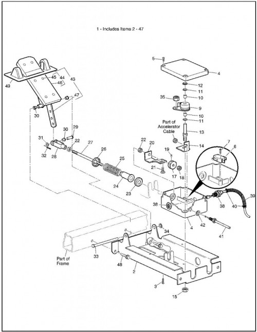 Par Car Gas Golf Cart Wiring Diagram