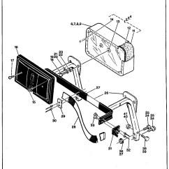 Yamaha G2 Gas Golf Cart Wiring Diagram Xtm Winch G3 Database Gx 444 Ezgo Bag 38 1989 1991 Electric And Seats