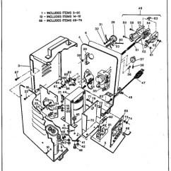 Ezgo Electric Golf Cart Wiring Diagram 2010 Elantra Timing Belt X-444j (spirit) |