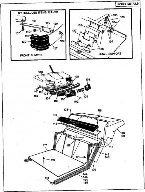 Ford Ranchero Rear Suspension