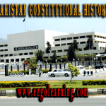 constitutional History of Pakistan Mcqs