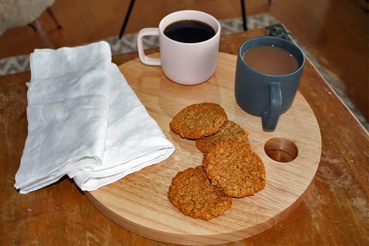 Have we inspired to make your own ANZAC Biscuits?