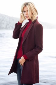Staff Wishlist: Anna's got her eye on the Emerge Classic Coat. But what colour to choose from? Style 131897