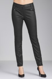 Capture Coated Zip Jeans Style Number: 139111