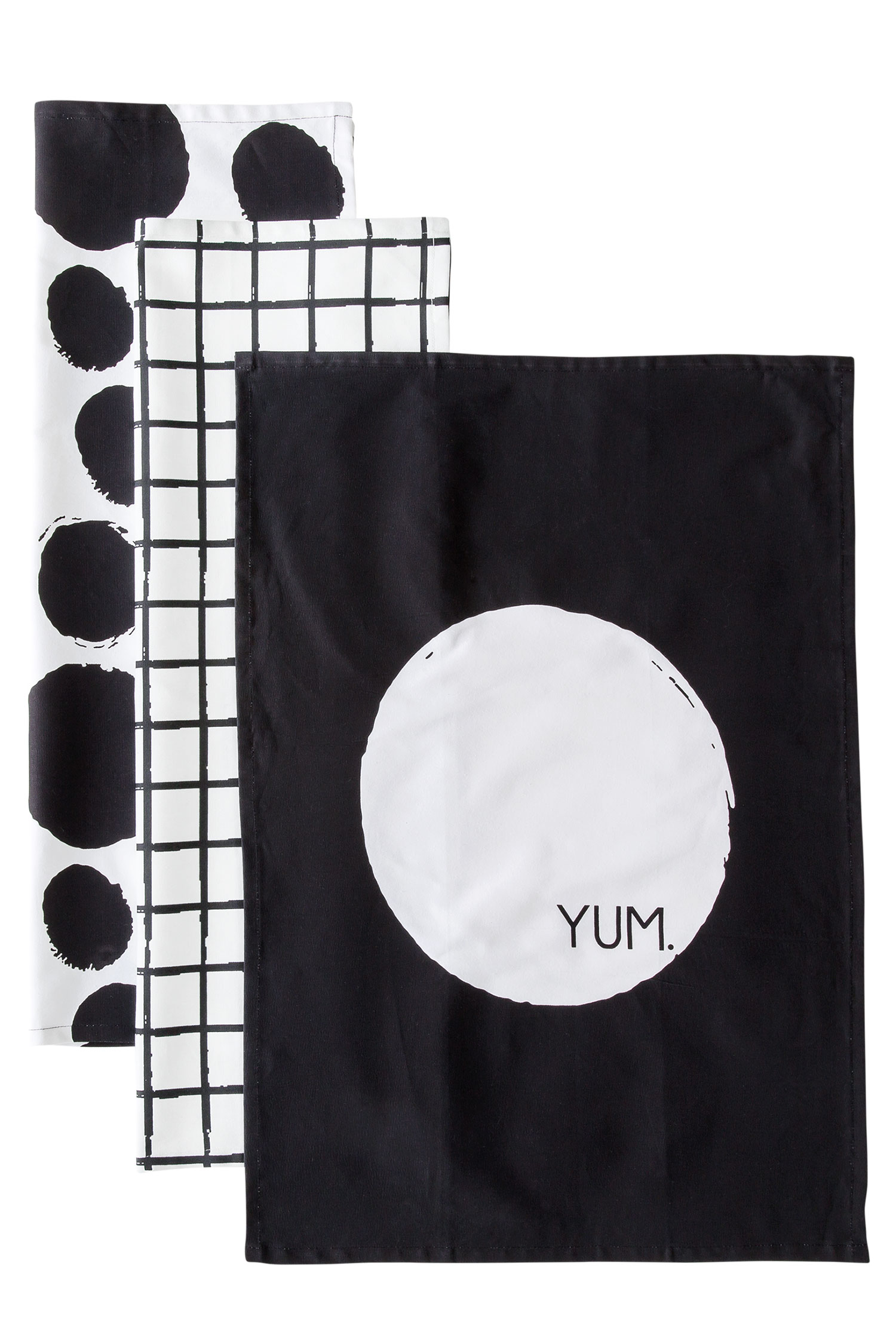 Homeware Trends: Geometric Luis Tea towel Set