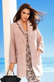 Your new coat? Style 145293 - Heine Boucle Coat