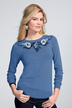 Beautiful soothing and cosy top from Together