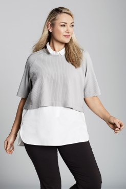 Sara Two In One Tunic. Style 158854