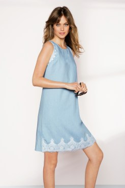 Boho wedding? Try out this chambray shift!