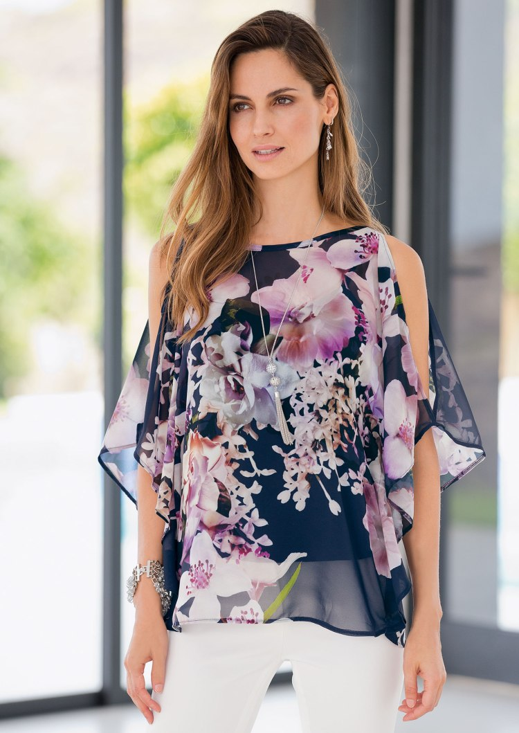 Wedding Guest Inspo: Together Cold Shoulder Top