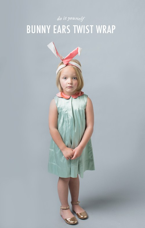 Easter gift ideas - bunny ears