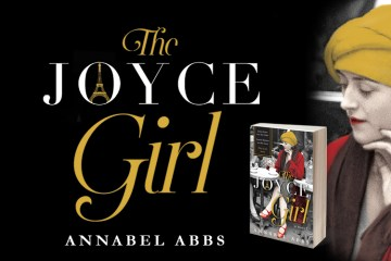 The Joyce Girl - the latest book in the EziBuy Easy Reads Book Club