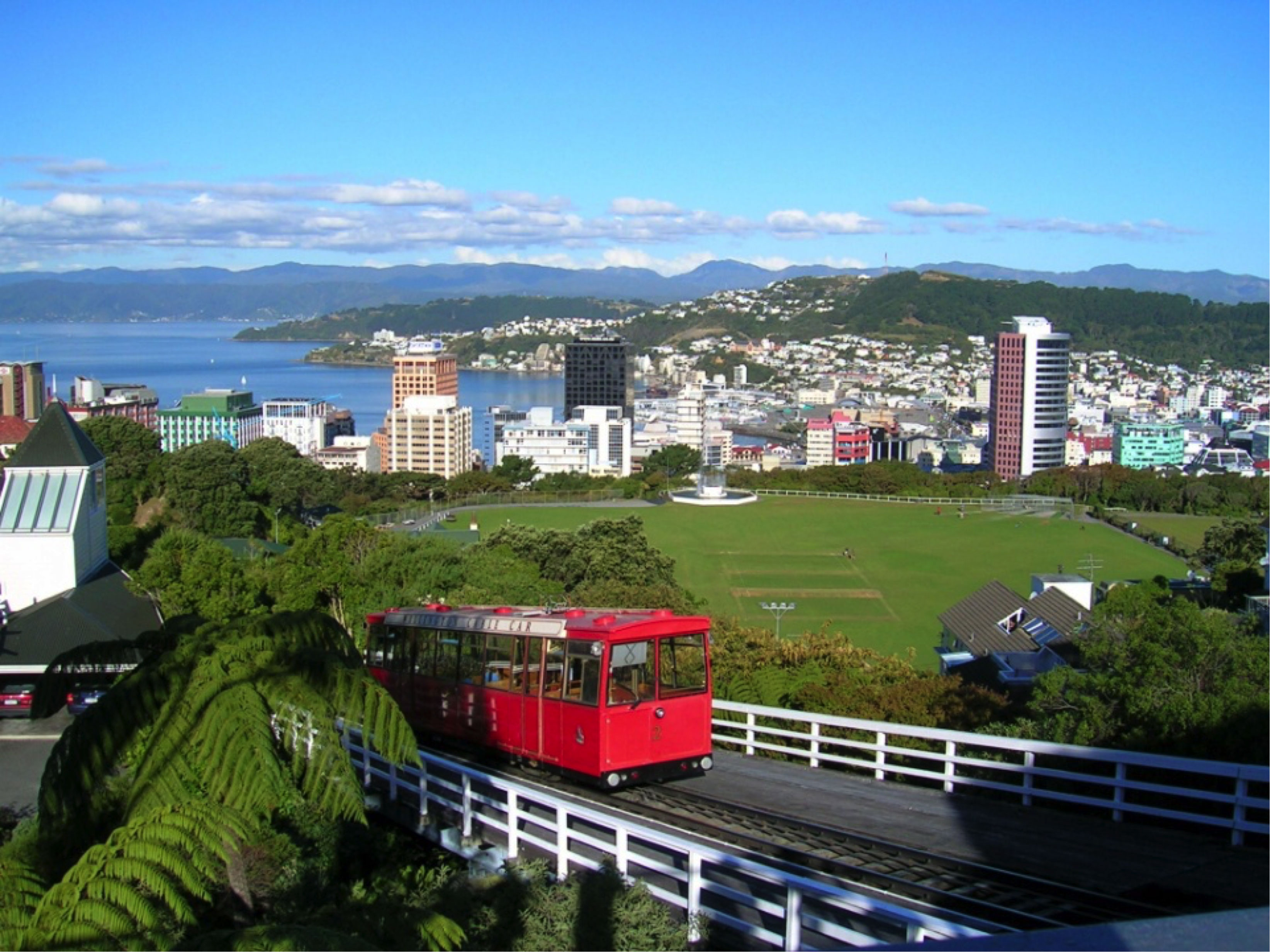 NZ Holiday Activity - Check out Wellington for culture