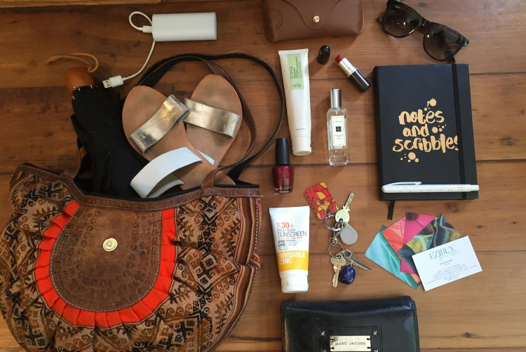 Whats in my handbag? Buyer for EziBuy shares all