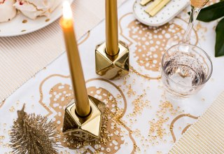 Festive Tableware for Christmas