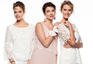 Lace Fashion for the Festive Season