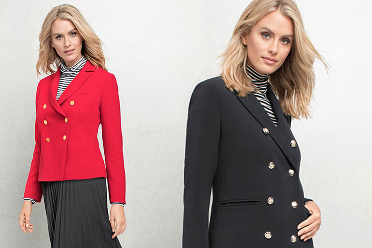 Military Trend - red or black, what's your favourite?