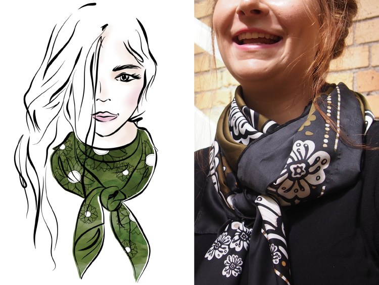 The Full-On Scarf