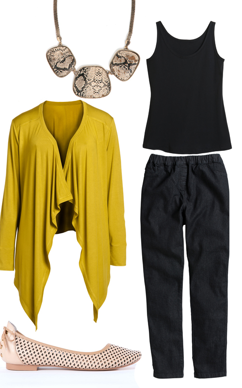 Plus Size Fashion Teal Vs Yellow Life Style Your Way