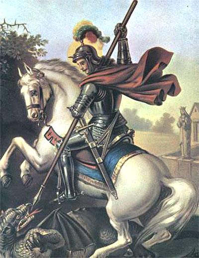 saint-george-ogou-lwa