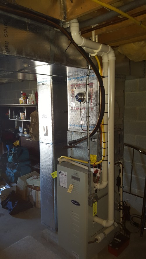 small resolution of old gas furnace