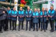 Bülent Turan, Almanya Münih'te Bauma Fuarına Katıldı