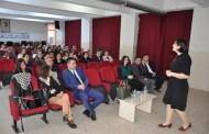 """Ezine'de """"Bugün ve Gelecek İçin Yaşam Boyu Öğrenme"""" Konferansı"""