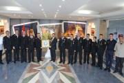 Çanakkale İl Jandarma Komutanlığı Teşkilatından Vali Tavlı'ya Ziyaret